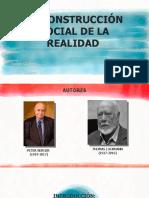 la construccion social de la realidad sociologia.pptx