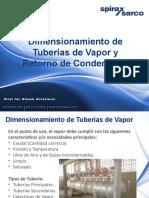 DIMENSIONAMIENTO DE TUBERIAS