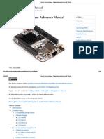 System Reference Manual · Beagleboard_beaglebone-Ai Wiki · GitHub