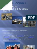 Clase 1b Construccion i Proyectos de Construccion y Exp. Tecnicos 2017