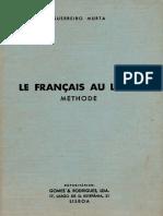 Le français au lycée  méthode. Ie et IIe années by Guerreiro Murta (z-lib.org).pdf