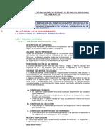 ESPECIFICACIONES TÉCNICAS INST. ELÉCTRICAS-AEROPUERTO