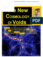 The New Cosmology of Voids