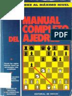 319 pags   Manual completo del ajedrez