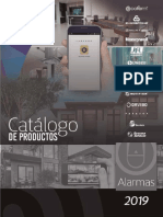 Catalogo 2019 Alarmas