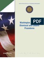 12.15.2010 OPM Dismissal Procedures