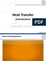 Heat Transfer Introduction