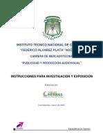 Exposiciones PUBLICIDAD 2020