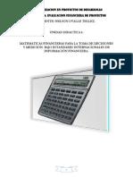 UD. 1 EV. FINANCIERA