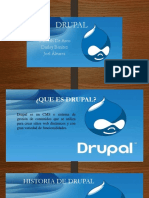 EXPOSICION DRUPAL