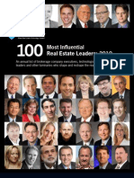Inman News 100 Most Influential In Real Estate