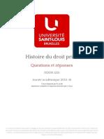 HDP - Questions et re_ponses