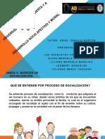 TAREA 3_AGENTES DE SOCIALIZACIÓN