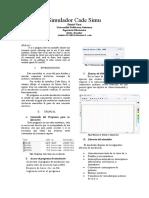 Programa de Simulación de Circuitos Eléctricos Industriales