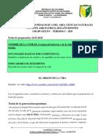 QuintaACTIVIDAD PEDAGOGICA DE CIENCIAS NATURALES SEXTO 2020 17 03