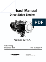 Overhaul Manual - Direct Drive Engine.pdf