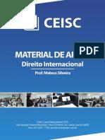 material de Apoio D. Internacional