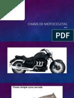 chasis de motos
