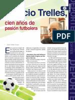 Ignacio Trelles Cien Años de Pasión Futbolera