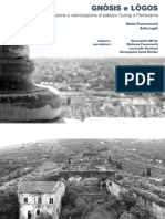 Alessandro Merlo - Documentazione e valorizzazione di palazzo Guingi a Pietrasanta