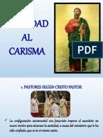 DIAPOSITIVAS FIDELIDAD AL CARISMA