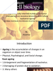 42294804 Other Aspect of Ageing in Yeast