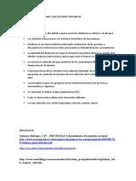 PRECIPITACION DE PROTEINAS CON SOLVENTES ORGANICOS