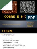 COBRE   E   NÍQUEL slides.pptx