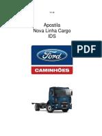Apostila Nova Linha Cargo IDS_v1.10