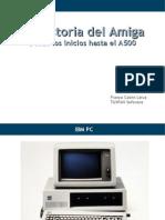 La Historia del Commodore Amiga