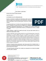 LENGUA Y LITERATURA 2020 5A