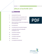 Afssaps_Rapport-annuel-2011_Indicateurs