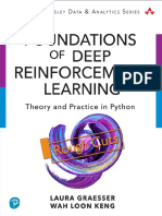 (Addison-Wesley Data & Analytics Series) Laura Graesser_ Wah Loon Keng - Foundations of Deep Reinforcement Learning_ Theory and Practice in Python-Addison-Wesley Professional (2019).pdf