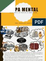 mapa mental Manufactura