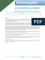 L-ARGININA EL AMINOACIDO DE LAS HERIDAS