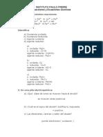 Taller ecuaciones y reacciones químicas