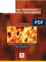 Dangerous Substance and Explosive Atmosphere Acop