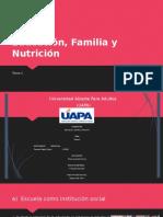 tarea 2 nutricion familia