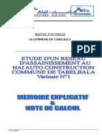 Note de Calcul HAI AUTO CONS - VAR 1.doc