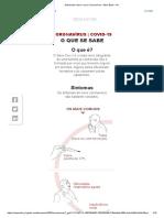 Saiba tudo sobre o novo Coronavírus – Bem Estar - G1.pdf