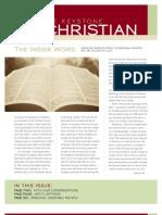 Keystone Christian - October/December 2010