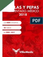 Residentado Médico 2018 - Perlas  Pepas Parte 10