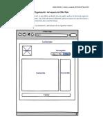 practica calificada 5 organiza espacio web