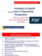 2010, Macroeconomics in Islamic Economy A Theoretical Perspective.ppt
