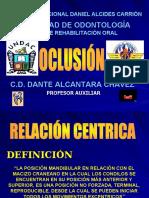RELACION CENTRICA.ppt