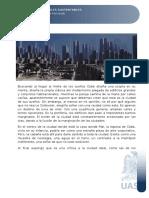 "Pelicula ""El origen"" - analisis arquitectonico"