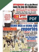LE BUTEUR PDF du 16/12/2010
