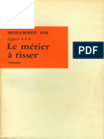 Le Metier à tisser - Mohammed Dib.pdf