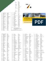 Kfz Kennzeichenliste Faltblatt PDF