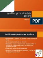 CCEG - 2 Igualdad y equidad de género (Act.).pptx
